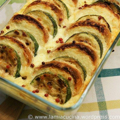 Zucchini-Ricotta-Ramequin