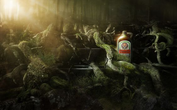 Jägermeister Wallpaper - Forest