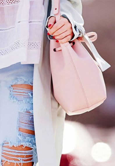 Rose Quartz Bag: