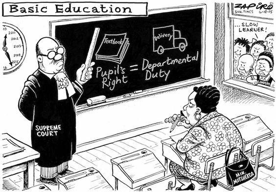 Basic education: Supreme Court Reprimands Angie Motshekga