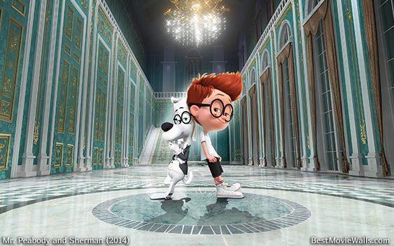 Mr Peabody And Sherman 2014 Mr Peabody Sherman Peabody Mr
