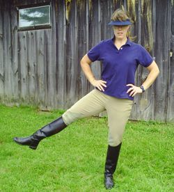 Rider Fitness Tip of the Month: Develop a Quiet Seat in Dressage