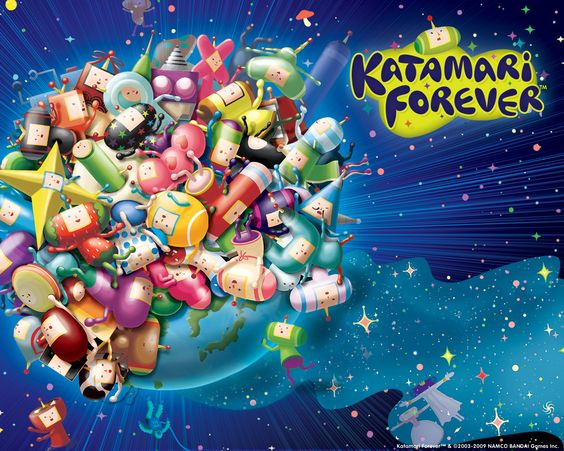 "Bandai Namco sichert sich die Marke ""Amazing Katamari Damacy"" - http://sumikai.com/games/bandai-namco-sichert-sich-die-marke-amazing-katamari-damacy-127727/"