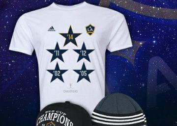 LA Galaxy MLS Cup 2014 Champions Collection