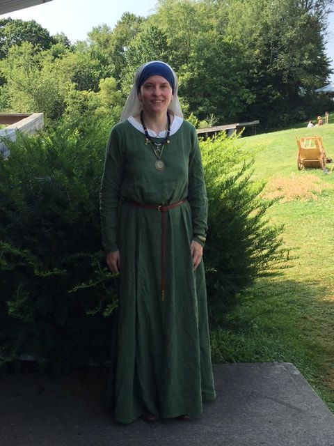 My Journey As A Viking Age Costumer Viking Clothing Egyptian Costume Scandinavian Textiles