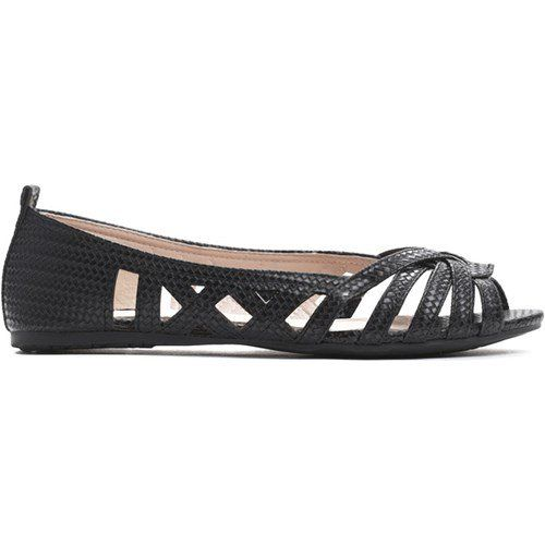 Czarne Balerinki Moonlight Serenade Born2be Born2be Pl Shoes Flats Fashion