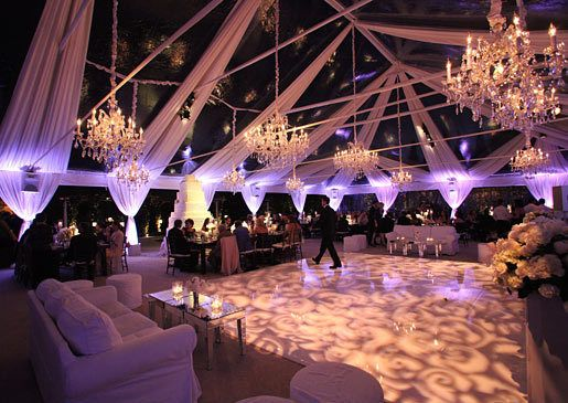 Dance Floor Decor