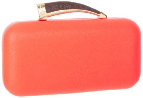 Vince Camuto Horn Leather Clutch,Fiery Coral,One Size Vince Camuto,http://www.amazon.com/dp/B009NVUCBY/ref=cm_sw_r_pi_dp_ZSWIsb06WRATYEMG