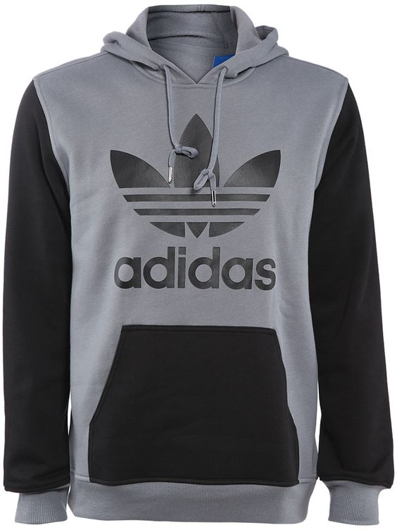 adidas Men's Holiday Originals Hoodie $55 | Must Have Men's ...