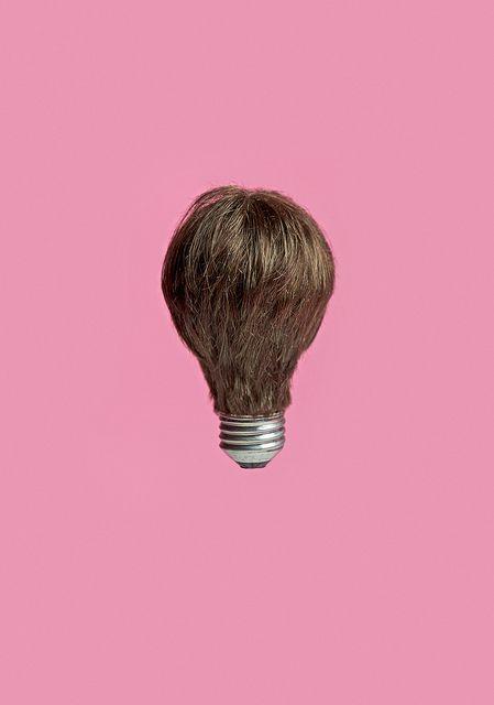 uma ideia cabeluda
