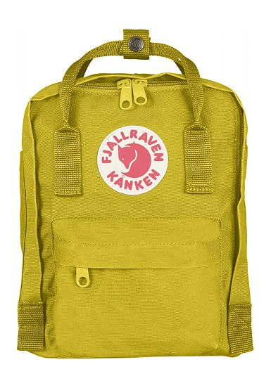 FJÄLLRÄVEN Kanken Mini - Zaino - Verde - Planet Sports