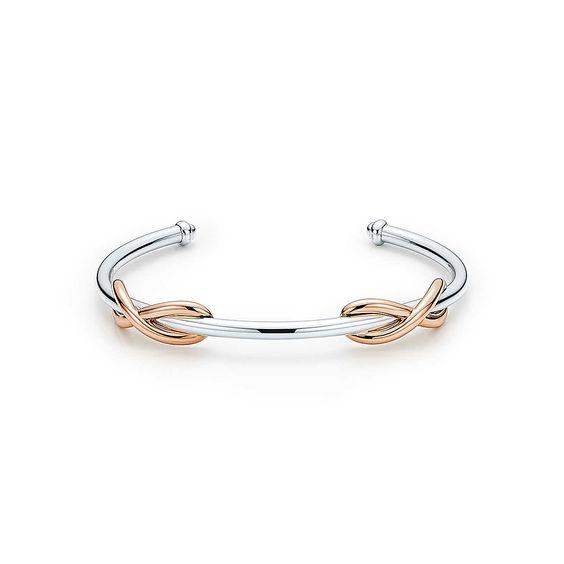 Tiffany Infinity:Double Cuff