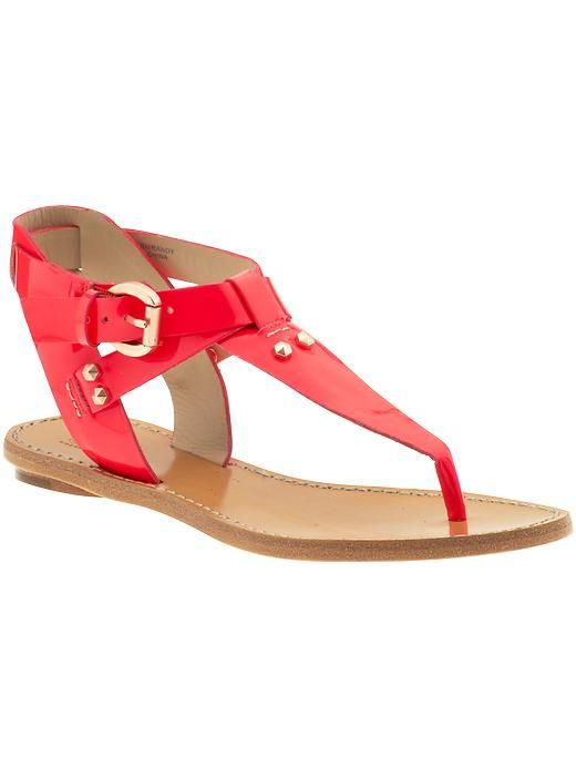 Belle By Sigerson Morrison Randy Flats Sandals