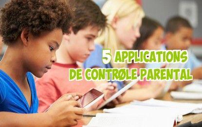 Voici quelques-unes des meilleures applications de contrôle parental qui vous permet de suivre les activités de vos enfants