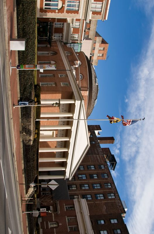 University Of Maryland-Baltimore-Maryland-USA