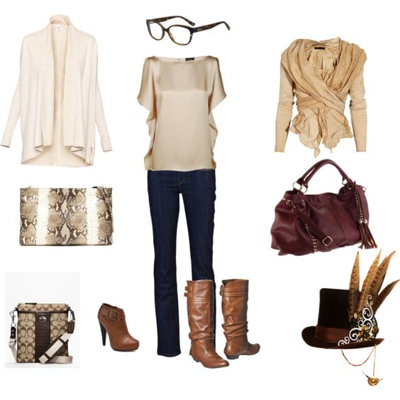 Neutral Tones #neutral #earth #tone #clothing #clothes #wardrobe #closet #outfit