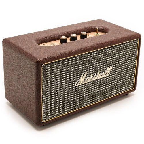 Marshall Stanmore Marron (4090931) : achat / vente Dock & Enceinte Bluetooth sur ldlc.com