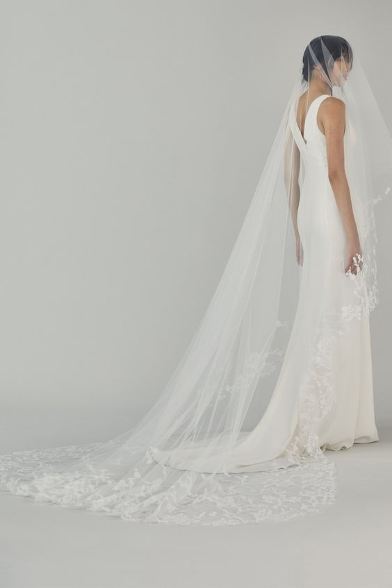 Recommend a veil style 11