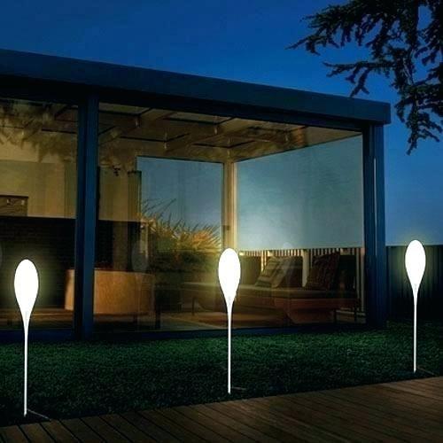 Outdoor Lamps Modern