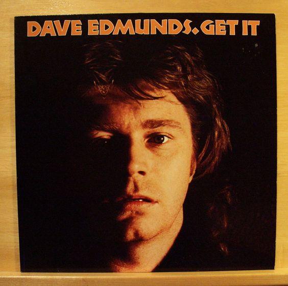 DAVE EDMUNDS - Get it - Vinyl LP - Love Sculpture Juju Man Hey good lookin` RARE