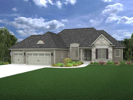 The Independence, Plan 2200 | Ranch | 2,200 sq ft | 3 bedroom | 2 bath