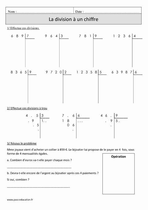 Resultat De Recherche D Images Pour Division A 1 Chiffres Cm1 Division Cm1 Exercice Division Cm1 Cm1