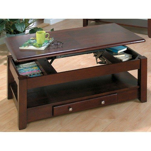 Jofran vintner lift top coffee table in merlot for the home pinterest coffee Jofran lift top coffee table