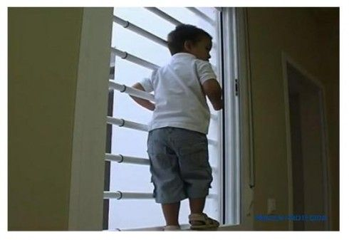 Rejas seguridad para ni os y bebes en ventanas y balcones madrid seguridad cladoo es - Seguro para puertas bebe ...