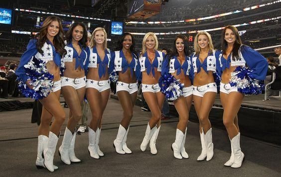 dallas cowboys cheerleaders bend over naked