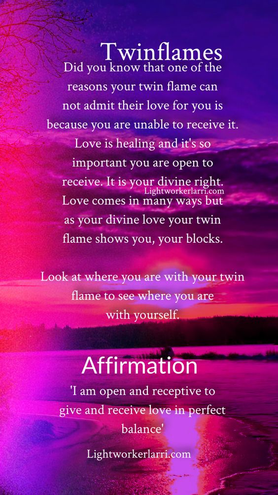 Let love in to balance your union. #twinflame #twinflames #spirituality #ascension #truelove #divinefeminine #twinsouls #twinflamehealing #twinflameunion #soulmatequotes #twinflamequotes #soulmates #twinflamesigns #love #lovequotes #romance