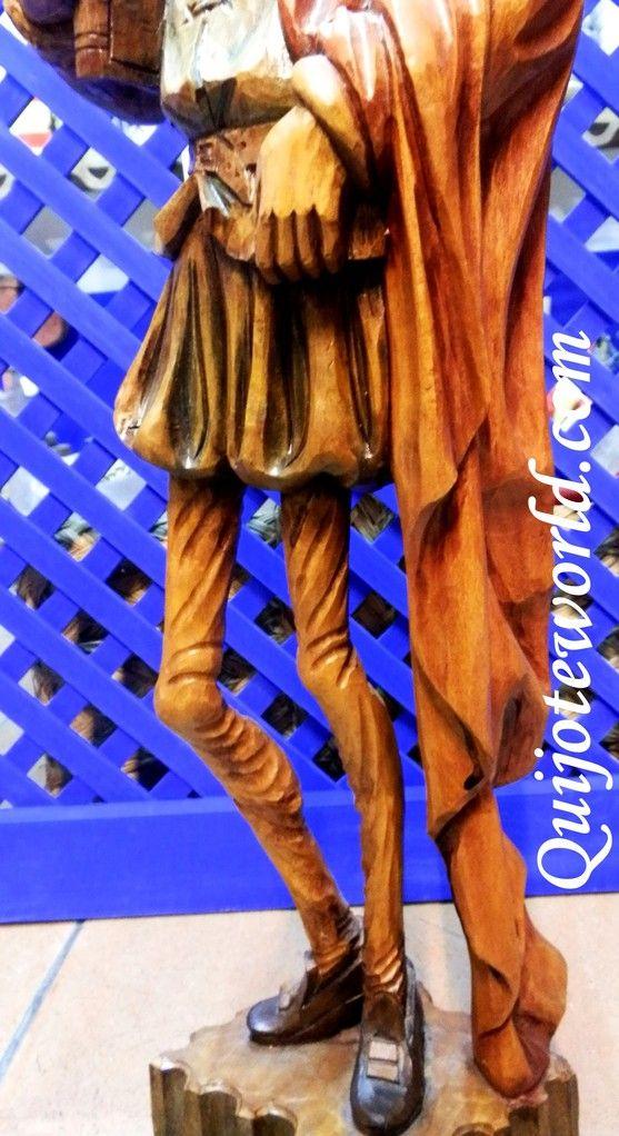 Figuras Don Quijote de la Mancha. Artesanías en madera y tallado en madera para la decoración de interiores. Piezas únicas hechas a mano, artesanía irrepetible. Traidas directamente de la imaginación de nuestros artesanos.Aquí puedes ver nuestro catalogo de figuras madera:  http://www.quijoteworld.com/quijote-decoraci%C3%B3n-tienda/figuras-grandes-decoraci%C3%B3n/madera/ .  Para ver más productos visita:   www.quijoteworld.com