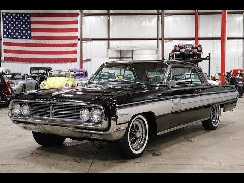 Classic 1962 Oldsmobile Starfire For Sale 2263898 16 900 Grand Rapids Michigan During The Late 50 S Early 60 S America Oldsmobile Starfire Cars For Sale