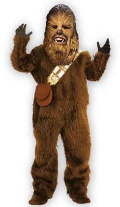 deguisement deluxe chewbacca star wars adulte custume dhaloween pinterest war stars. Black Bedroom Furniture Sets. Home Design Ideas