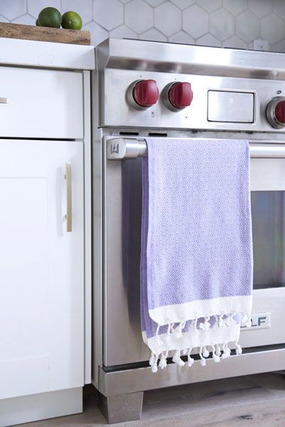 Gorgeous mini turkish hand towels available at www.tonicliving.comSaint Tropez, Lilac