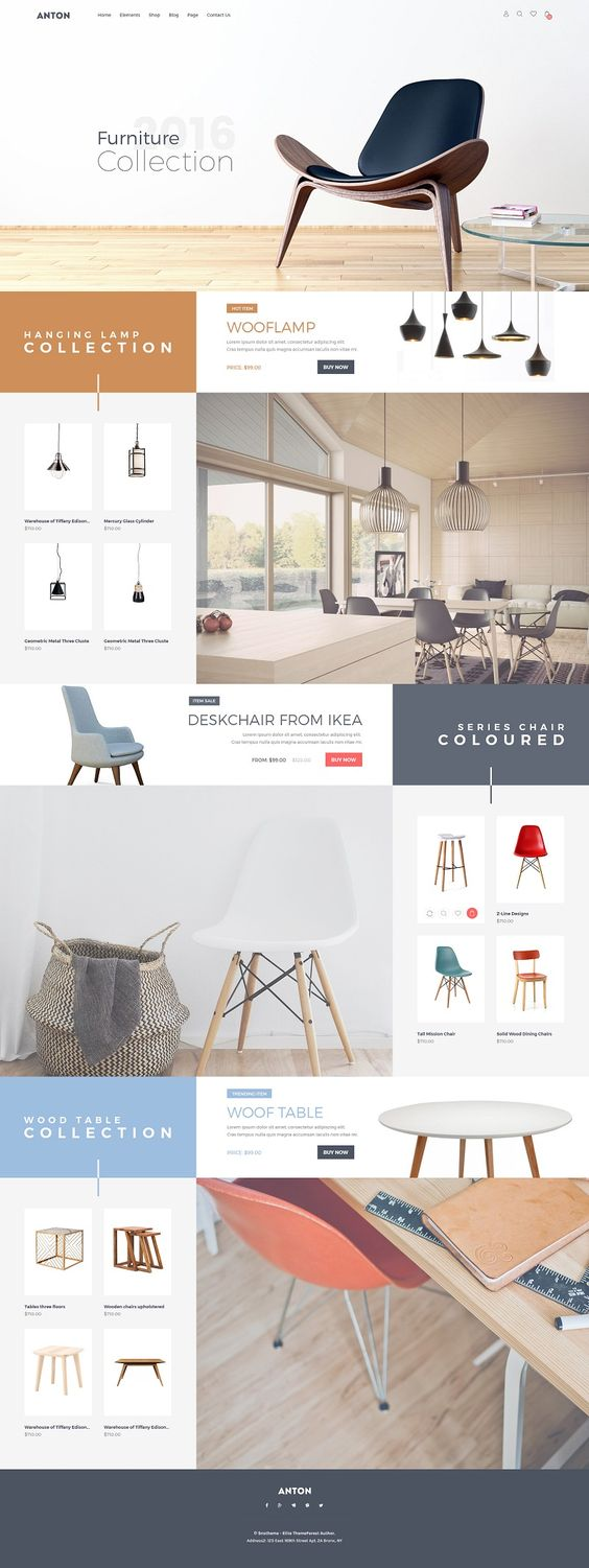 Best of Ecommerce Themes for 2016 #DESIGN #TOP
