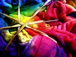 Miss tacones lejanos...: Tendencias: El tie dye = desteñido