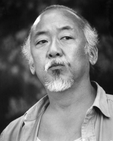 """Noriyuki """"Pat"""" Morita (June 28, 1932 – November 24, 2005) was an American film and television actor who was well known for playing the roles of Matsuo """"Arnold"""" Takahashi on Happy Days and Kesuke Miyagi in the The Karate Kid movie series, for which he was nominated for the Academy Award for Best Supporting Actor in 1984."""