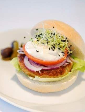 SHA Wellness Clinic's #GlutenFree Millet Burger Recipe