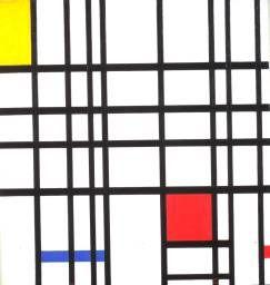 Piet Mondrian at Tate Modern