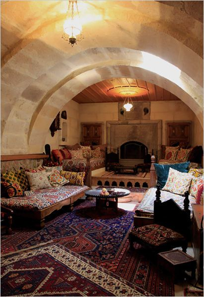 Turkish home