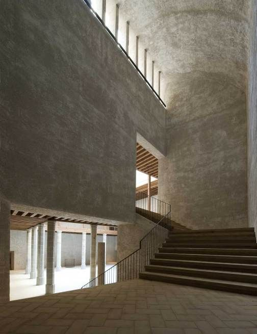 The Condestable's House in Pamplona, Spain by Tabuenca & Leache Arquitectos | Yellowtrace.