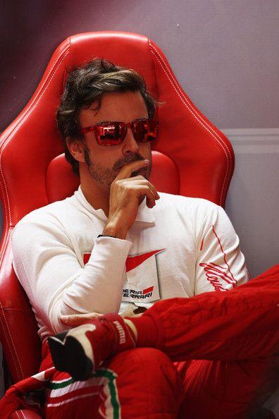 Fernando Alonso - 2012 Italian Formula One Grand Prix