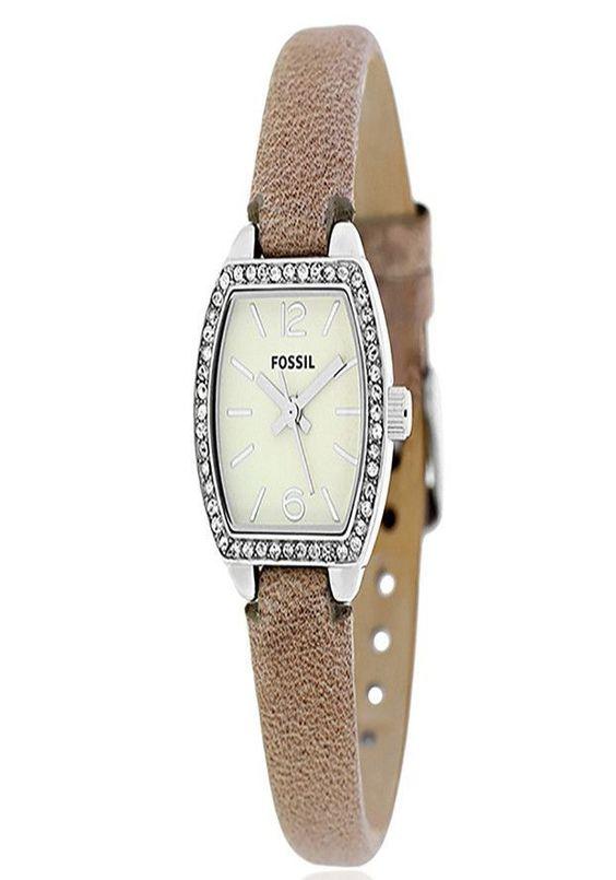 Fossil Women's Classic Watch Quartz Mineral Crystal BQ1212