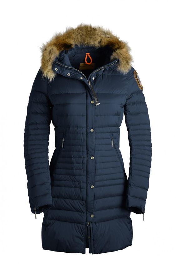 parajumpers parka kodiak black damen