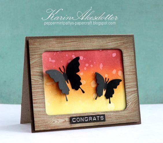 Congrats #card by Karin Akesdotter - #PaperSmooches