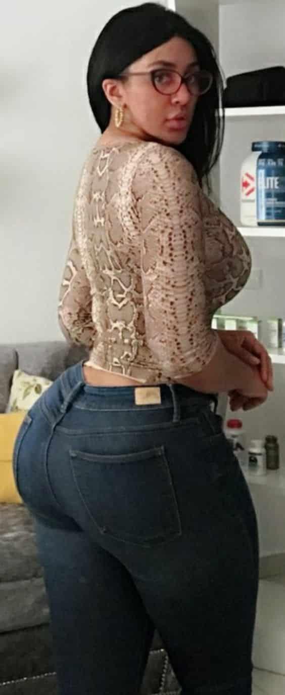 Big Tits Latina Babe Teen