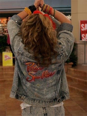 This years Halloween costume! Robin Sparkles Jacket ...