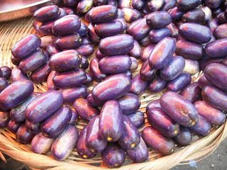 "Agric. Products in Lagos Markets.: Article 45: The African Pear (""ube"")"