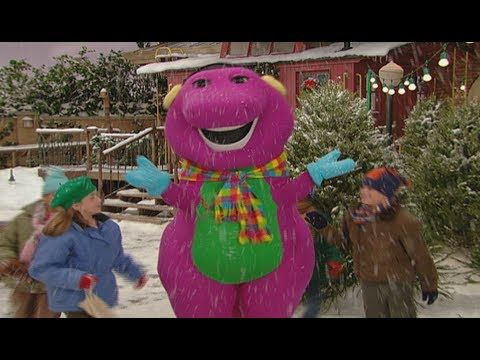 Barney S Christmas Carols Youtube Barney Christmas Christmas Carol Classic Christmas Songs