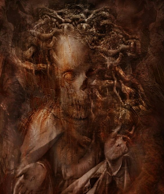 The dead preacher - ALEJANDRO D'MARCO